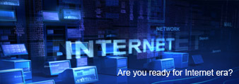 Are you ready for internet era? Click to know