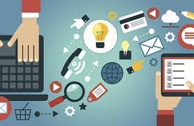 Internet – công cụ kết nối trực tuyến hiệu quả với khách hàng