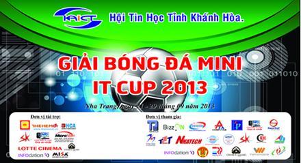 Giải bóng đá mini truyền thống Hội Tin Học Khánh Hòa Lần 5 - IT CUP 2013