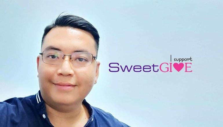 SweetGive – Sự cho đi - điều trao cho ngọt ngào