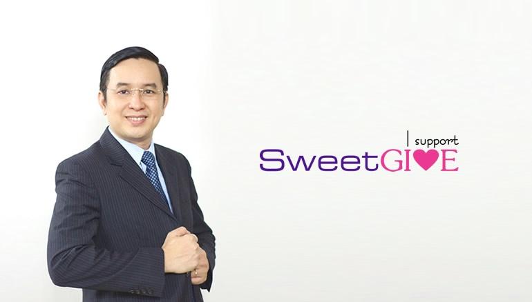 SweetGive: Sự cho đi ngọt ngào từ những người trẻ có tâm tốt