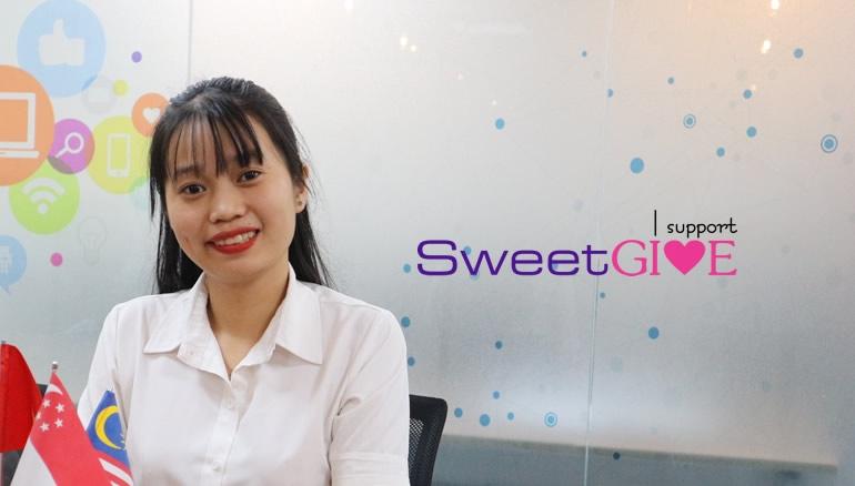 SweetSoft - SweetGive - SweetLife