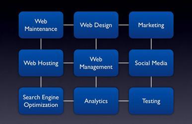WEB MANAGEMENT SERVICE