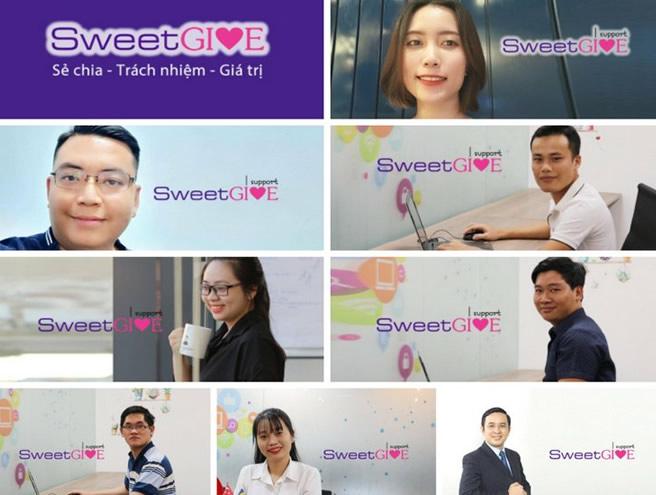 Giới thiệu và ra mắt Quỹ SweetGive