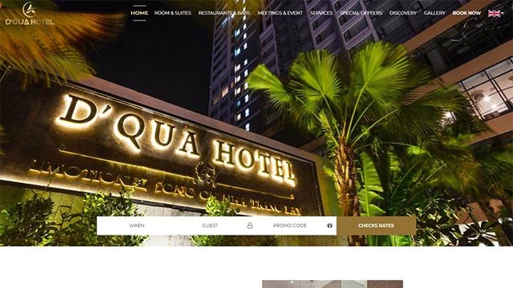 Khách sạn D'QUA