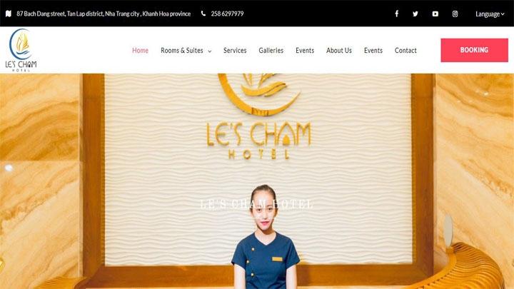 LesCham Hotel