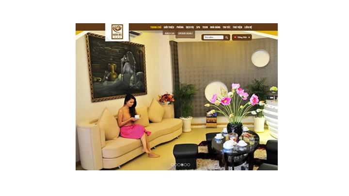 Maritime Hotel & Spa Website