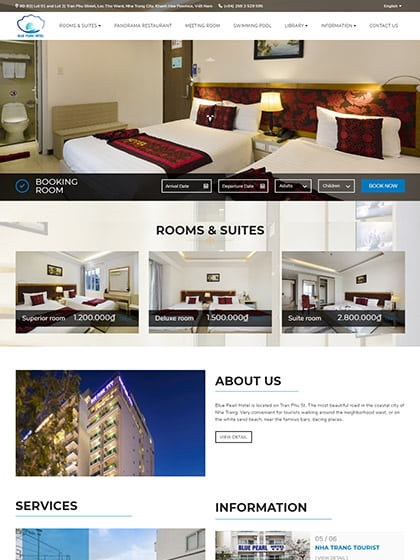 Blue Pearl Nha Trang Hotel