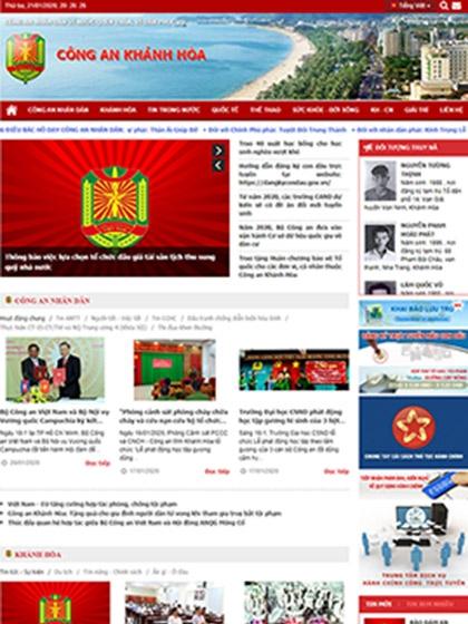 Công an tỉnh Khánh Hòa