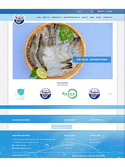 Công ty Nha Trang Seafood F17