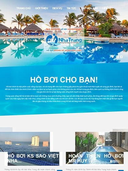 Công ty Hồ Bơi Nha Trang