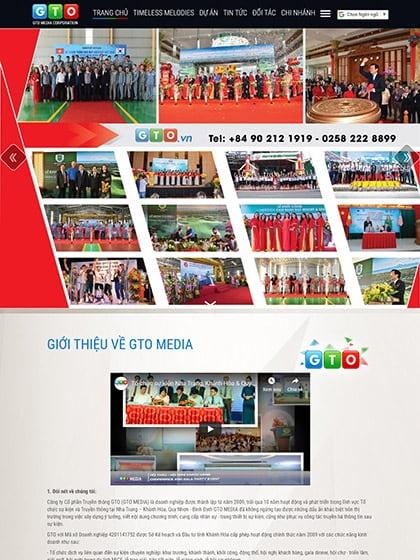 Công ty CP GTO Media