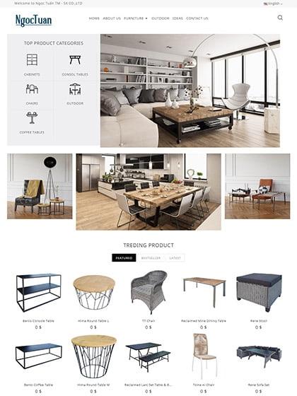 Công ty nội thất Ngọc Tuấn