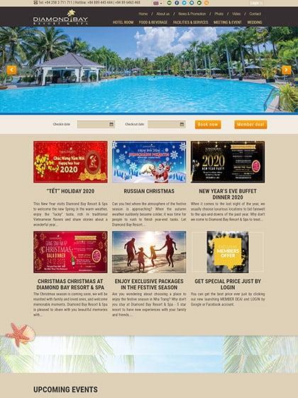 DiamondBay Resort