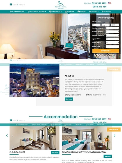 Khách sạn Florida Nha Trang