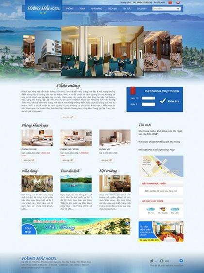 Khách sạn Hàng Hải - Nha Trang