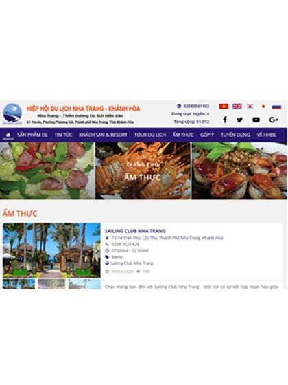 Hiệp hội du lịch Khánh Hòa