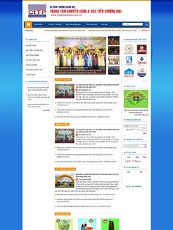 Trung tâm khuyến công và xúc tiến thương mại Khánh Hòa