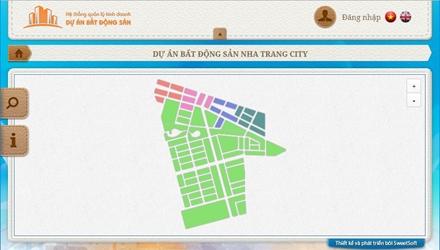Phần mềm quản lý kinh doanh dự án bất động sản