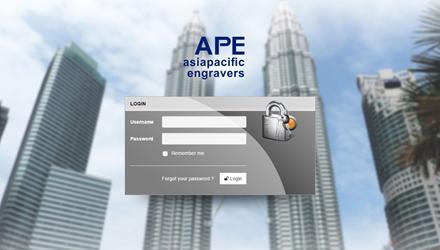 Phần mềm quản lý tổng thể công ty APE Malaysia