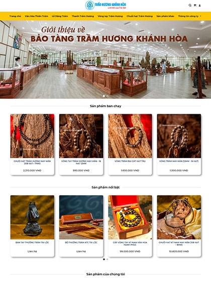 Công ty Trầm Hương Khánh Hòa
