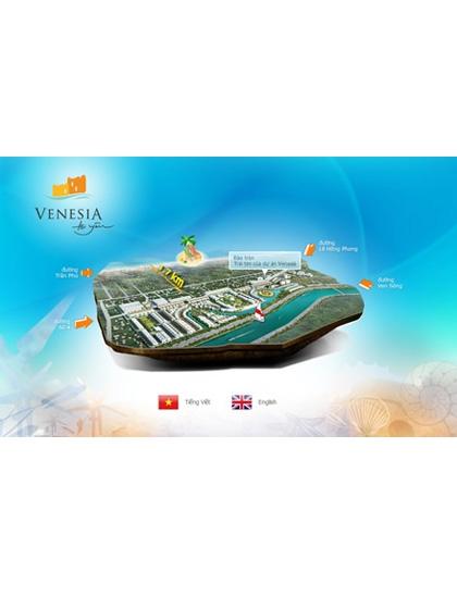 Venesia phiên bản 2012