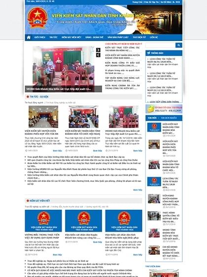 Viện kiếm sát Nhân dân tỉnh Khánh Hòa
